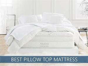 the 5 best pillow top mattress picks reviews and ratings With best rated pillow top mattress