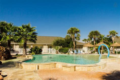 corpus christi cabins 3br 2 5ba padre island townho vacation rental in