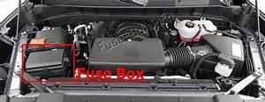 Silverado Fuse Box Location