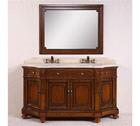 68 inch double sink vanity 68 inch double sink bathroom vanity with travertine top