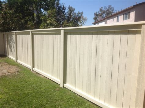 fence painting refreshing your home s exterior wilson