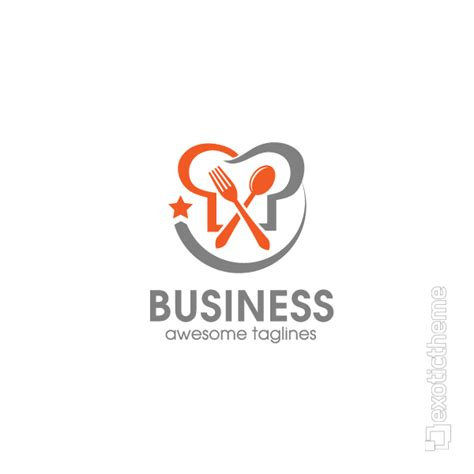 logo cuisine food logo exotictheme com