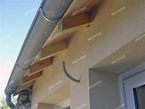 Réparer Une Gouttière En Zinc : conseils pour r parer un toit planche de rive sous ~ Premium-room.com Idées de Décoration