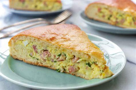 easter pie recipes easter pie recipe dishmaps