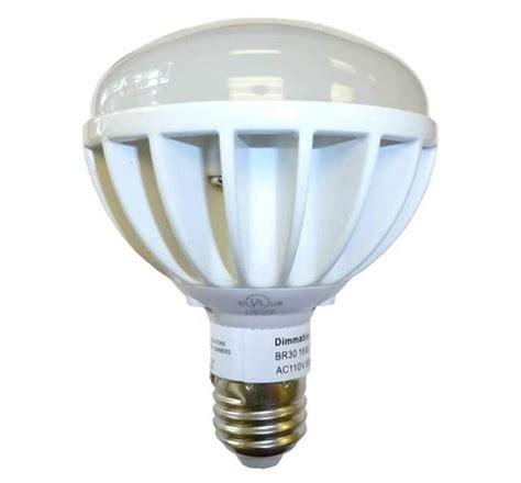 br30 dimmable neck led light bulb 1000 lumen 3000k