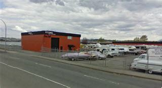 Boat Supplies Langley Bc by Econo Central City Self Storage Surrey Bc 10350 138a