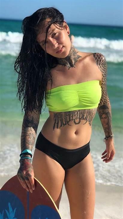 Tatiana Booyaka Gorgeous Tattoo