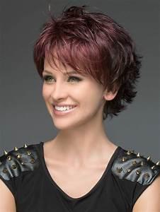 Coupe De Cheveux Femme Courte : 1001 variantes de votre coupe de cheveux femme 50 ans ~ Melissatoandfro.com Idées de Décoration