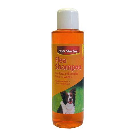 buy bob martin flea shampoo  puppies dogs ml