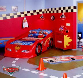 chambre cars disney déco chambre cars