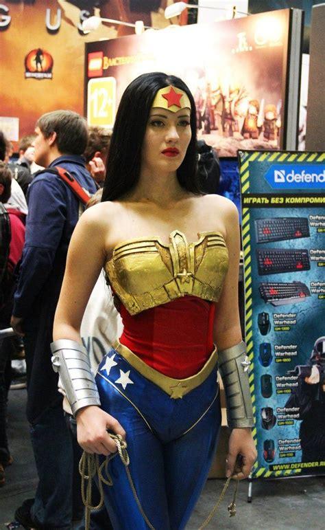 Wonder Woman Wonder Woman Cosplay Cosplay Costume Play