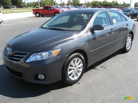 2011 Toyota Camry V6 by 2011 Magnetic Gray Metallic Toyota Camry Xle V6 37175323