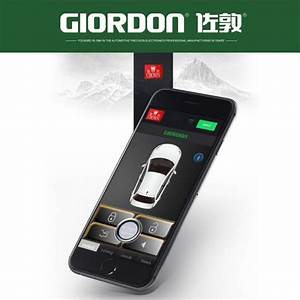 Giordon Car Alarm