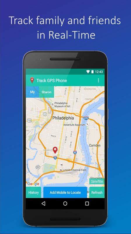 gps tracker android gps phone tracker best android phone locator app apk