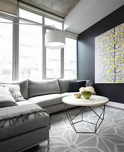 Decoration Murale Design : d co salon murale ~ Teatrodelosmanantiales.com Idées de Décoration