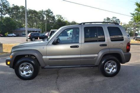 old jeep liberty purchase used 2007 jeep liberty sport in 1480 old us hwy 1