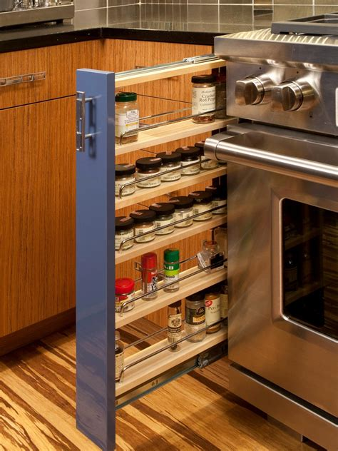 designer spice rack photo page hgtv