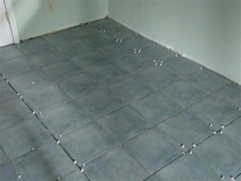 How To Tile A Floor  Howtos  Diy
