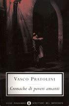 Vasco Pratolini Cronache Di Poveri Amanti by Vasco Pratolini Cronache Di Poveri Amanti Recensione