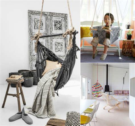 chaise suspendue interieur chaise suspendue interieur exterieur design de maison