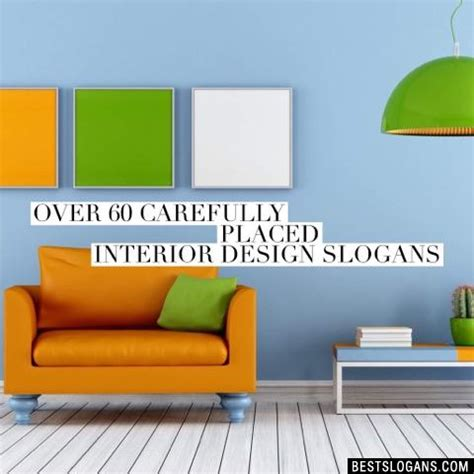 Catchy Interior Design Slogans, Taglines, Mottos, Business