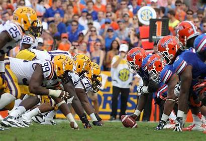 Florida Lsu Gators Football Sec Tigers Ncaa