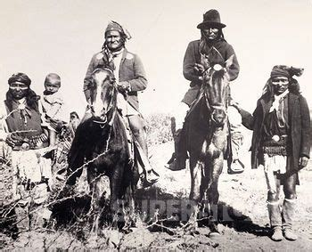 geronimo   apache indian leader stock photo