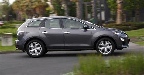2011 Mazda Cx-7 Luxury Sports Review