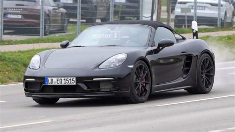 porsche spyder 911 porsche 911 gt3 powered 718 boxster spyder is coming
