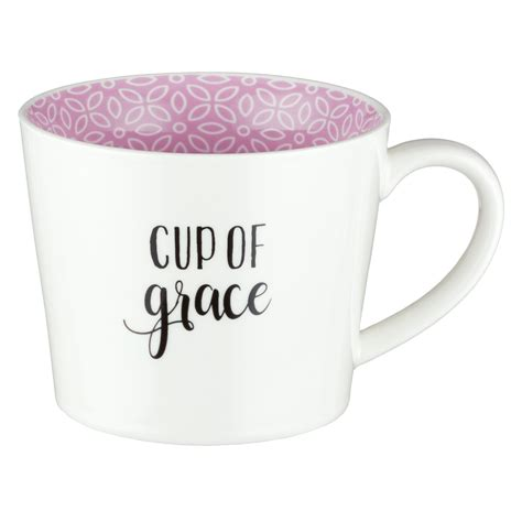 Order ahead & earn rewards. Cup of Grace 2 Corinthians 12:9 Coffee Mug | Free Delivery @ Eden.co.uk