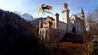 Castle Dragon Wallpapers 1080 1920