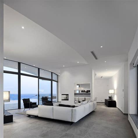 Architecture Comfortable Residence Colunata Living Room