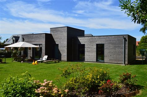 maison plein pied bois maison en bois plein pied studio design gallery best design