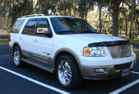 eltranquilo  ford expedition specs