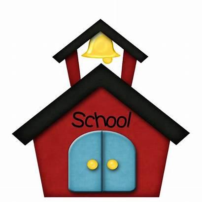Clipart Building Schoolhouse Advertisement