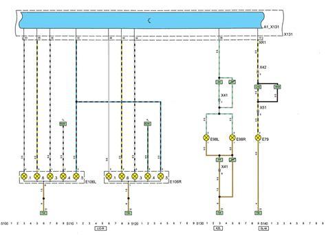 elektroskhema opel astra skhema elektrooborudovaniya