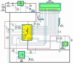 U0026gt  Circuits  U0026gt  Speedometer Cum Odometer L43576