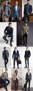 Business Casual Männer : key pieces for autumn business casual navy blazers grey tweed blazers beige cotton blazers ~ Udekor.club Haus und Dekorationen