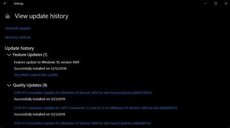 windows 10 kb4481031 net framework cumulative update released
