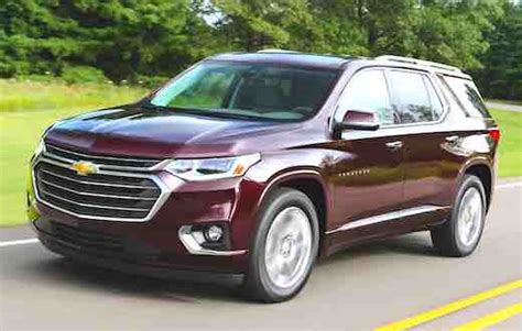 2019 Chevrolet Traverse Ls  Chevy Model