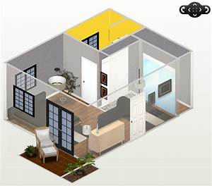 マイホームデザイナーのように間取りをシミュレーションできる無料のAutodesk Homestyler