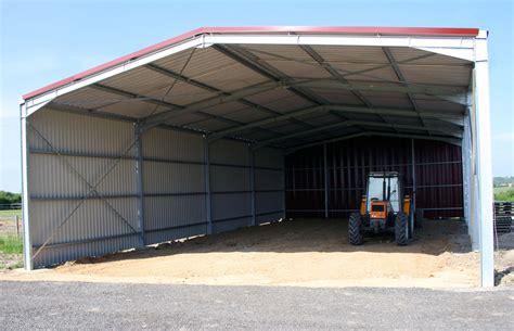 Garage Hangar by Hangar En Kit Prix Tracteur Agricole