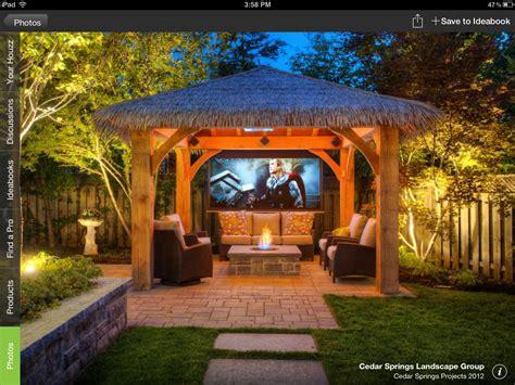 backyard tiki huts 15 dramatic landscape lighting ideas tiki hut backyard and room