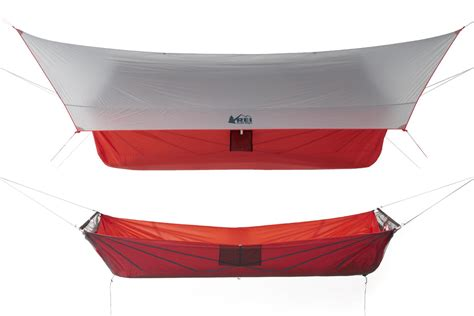 Air Hammock by Hanging Tent Save 50 On Rei S Quarter Dome Air Hammock