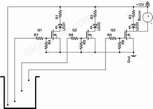 U0026quot Electrolysis Meter  Gauge Circuit