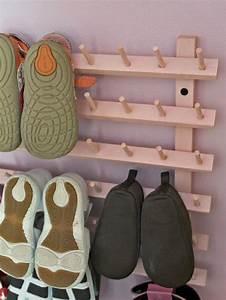 Schuhe Aufbewahren Ideen : schuhe leicht aufbewahren kleines regalsystem selbermachen 35 coole schuhaufbewahrung ideen ~ Markanthonyermac.com Haus und Dekorationen