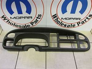Dodge Ram 1500 2500 3500 Instrument Panel Dash Face