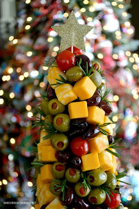 christmas decorated appetizer ideas to decorate and to eat o appetizer tree edible trees