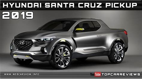 hyundai santa cruz pickup review rendered price specs