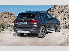 2018 BMW X3 pricing and specs photos CarAdvice
